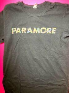 Paramore Band Tee Shirt - Size L