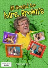 All Round to Mrs Brown's Series 3 Season BBC 2xdiscs Three Third Browns DVD
