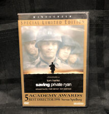 Saving Private Ryan Special Limited Edition Widescreen Dvd - Tom Hanks