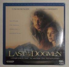 Last of The Dogmen LD91202-WS Laserdisc, BRAND NEW, HBO Home Video, Tom Berenger