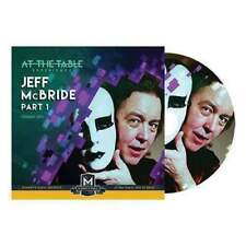 At the Table Live Lecture Jeff McBride Part 1 (DVD)