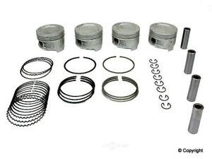 Engine Piston Set-NPR of America WD Express 060 51009 337