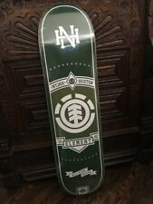 Rare Nyjah Huston - All Star Edition - Element Skateboard Deck 2011 Nos Supreme