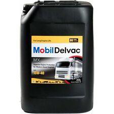 HUILE MOTEUR MOBIL DELVAC MX 15W40 (20L)