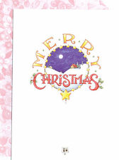 Mary Engelbreit-Merry Christmas And Happy New Year Greeting Card-New!