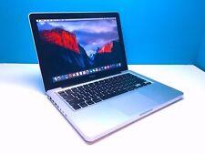 """Apple 13"""" MacBook Unibody Pre Retina / 2.0GHz Intel / 750GB Storage / Warranty!"""