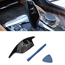 1x Gear Shift Knob Panel Cover Replacement For BMW G30 G38 G02 525 530 540 730