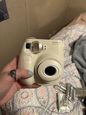 Fujifilm instax mini 7S Medium Format Instant Film Camera, With 4 Cases Of Film