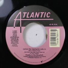 90'S 45 Hootie & The Blowfish - Before The Heartache Rolls In / Old Man & Me (Wh