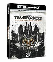 TRANSFORMERS 2 - LA VENDETTA DEL CADUTO - 4K ULTRA HD + BLU-RAY