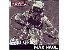 RISK RACING MOTOCROSS MX ENDURO MUD FOAM GRIPS bmx atv quad bike