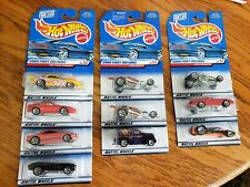 Hot Wheels Lot of 10 1:64 Scale Die Cast 2000 First Editions Ferrari 550 #55
