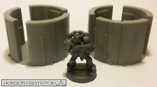 HC3D -NEW- Small Plasma Generator 2 Pack - Wargames Alien Scenery