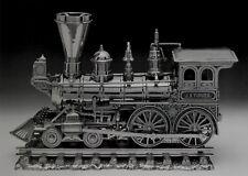 "Jeff Koons ""Jim Beam- JB Turner Engine Train"" Rare Signed, #'d mint large framed"