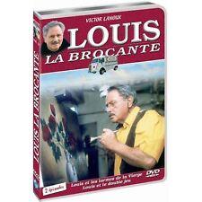 Louis la brocante V.3 -1 DVD -ET LES LARMES DE LA VIERGE/ET LE DOUBLE JEU - NEUF