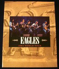 Eagles - World Tour - Tour Program - 1994