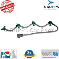 INJECTOR FUEL RETURN LEAK OFF PIPE FOR FORD FOCUS FIESTA MONDEO 1.5 1.6 TDCI