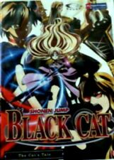 Black Cat - Vol. 4: The Cat's Tale (DVD, 2007) WORLDWIDE SHIP AVAIL!