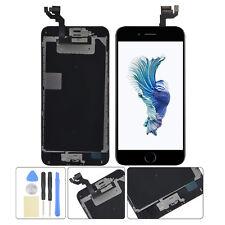 iPhone 6S Plus Display mit RETINA LCD Glas VORMONTIERT Komplett SCHWARZ BLACK