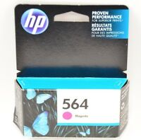 New HP 564 Ink Cartridge - Magenta - EXP 03/18 FREE SHIPPING