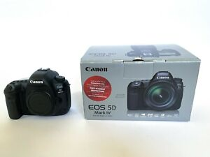 Canon EOS 5D Mark IV  30.4MP Digital SLR  ****Excellent Condition!!***