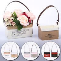 1PC Party Bouquet Flower Box Flower Plant Box Gift Boxes Gift Packaging Wedding