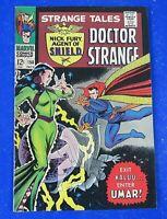STRANGE TALES #150 COMIC BOOK Dr. Strange Nick Fury SHIELD 1966 MARVEL ~ VF