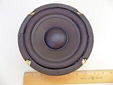 """Altec Lansing by Cambridge Soundworks 6.5"""" 6-1/2"""" SPEAKER WOOFER 4 OHMS"""
