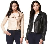 Selena Gomez Ladies Real Leather Jacket New Fashion Arrival Short Slim Fit Style