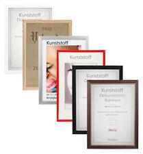 Dokument Bilderrahmen 21x29,7 DIN A4 Urkunde Meisterbrief Zeugniss Zertifikate