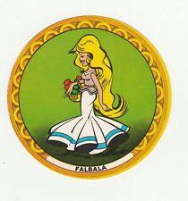Asterix portrait Falbala 1967 vache qui rit