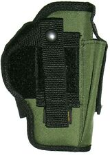 USA Custom Mfg Olive Green Tactical Belt Holster Hi Point 9mm 40 Cal 9mm OD1