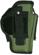 USA Custom Mfg Olive Green Tactical Belt Holster Hi Point 9mm 40 Cal 9mm OD1