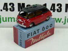 MRY2 Car 1/48 Mercury Hachette: Fiat 600 Multipla