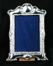 Solid Silver Photograph Frame Fully Hallmarked in London
