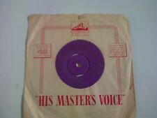 "ELVIS PRESLEY All Shook Up 7"" HMV label"