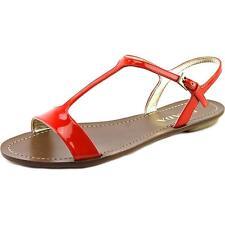 PRADA Patent Leather Sandals for Women