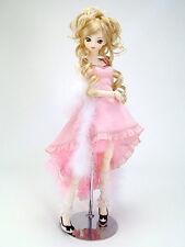 BJD Volks 1/3 Dollfie Dream DD Venus of the Stars Outfit Dress Pink SD16