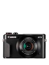 Canon PowerShot G7 X Mark II Digital Camera, HD 1080p, 20MP, 4.2X Optical Zoom