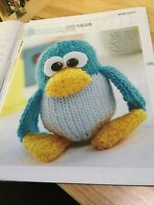 Amanda Berry's Cute Penguin Knitting Pattern