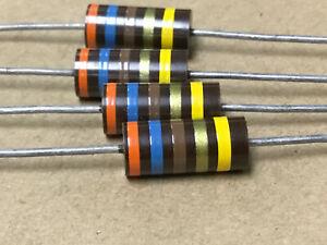 (1 PC)  AB  RCR42G361JS  Resistor Carb Comp 2W 360 OHM 5% S-Level