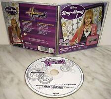 CD WALT DISNEY - HANNAH MONTANA 2