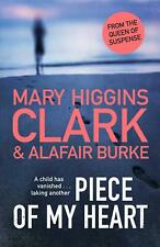 Piece of My Heart by Alafair Burke and Mary Higgins Clark (2020, Hardcover)