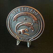 B59 Pakistan Army 124th Infantry Brigade Pakistani Challenge Coin Large
