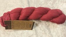 Aslan Trends King Baby Llama & Mulberry Silk 100g #5084 Bright Coral