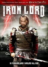 Iron Lord (DVD, 2011) excellent Russian medieval action tale