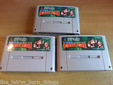 Donkey Kong Country   Super Nintendo SNES JAP NTSC Good Condition