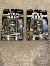 Star Wars Saga: #057 CLONE TROOPER 442nd SEIGE BATTALION Action Figure (2006)