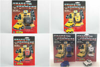NEW Transformers G1 Re-issue Autobot Mini Vehicle Warrior Bumblebee Blue White