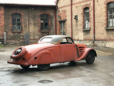 Peugeot 402 Eclipse Zweisitzer E4 - Baujahr 1936 - Restaurierungsobjekt